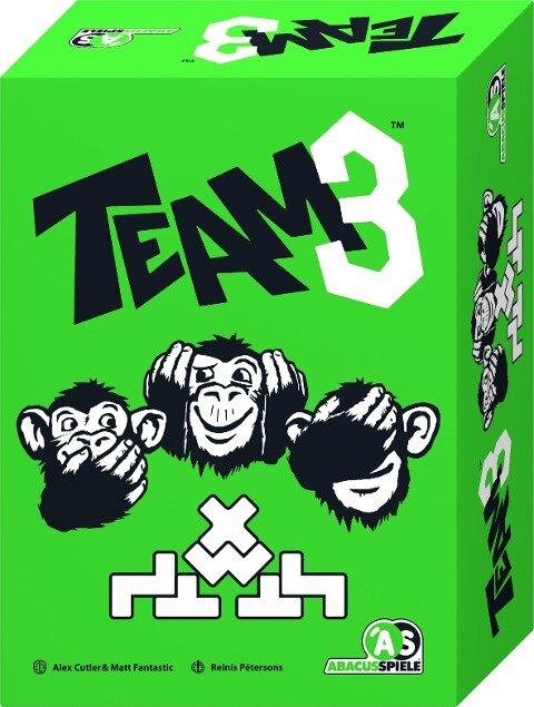 TEAM3 grün - Matt Fantastic, Alex Cutler