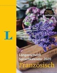 Langenscheidt Sprachkalender 2020 Französisch Abreißkalender -