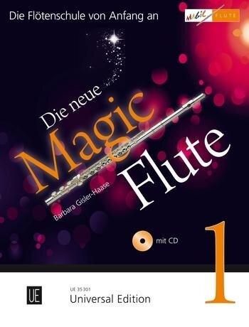 Die neue Magic Flute 1 mit CD -