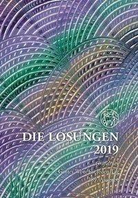 Die Losungen 2019 für Deutschland - Geschenkausgabe, Großdruck -