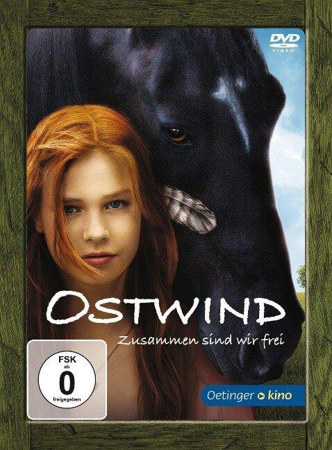 Ostwind. Zusammen sind wir frei (DVD) - Lea Schmidbauer