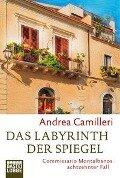 Das Labyrinth der Spiegel - Andrea Camilleri