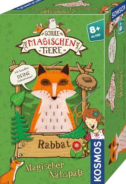 Die Schule der magischen Tiere - Magischer Nähspaß: Rabbat -