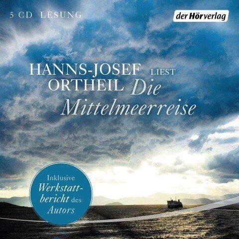 Die Mittelmeerreise - Hanns-Josef Ortheil