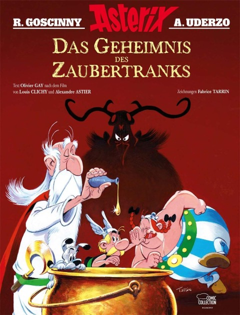 Asterix - Das Geheimnis des Zaubertranks - Albert Uderzo, René Goscinny