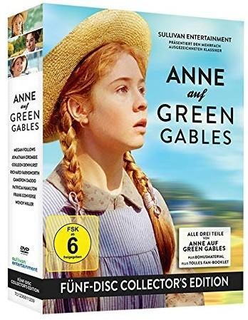 Anne auf Green Gables - Collector's Box -