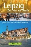 Leipzig - Zeit für das Beste - Petra Mewes, Peter Hirth