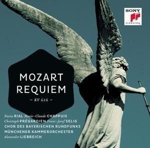 Requiem d-moll,KV 626/Ave Verum,KV 618 - Nuria/BR Chor/MKO/Liebreich Rial