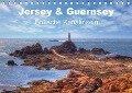 Jersey & Guernsey - britische Kanalinseln (Tischkalender 2019 DIN A5 quer) - Joana Kruse