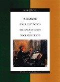 Vier letzte Lieder / Metamorphosen / Oboenkonzert - Richard Strauss