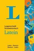 Langenscheidt Schulwörterbuch Latein -