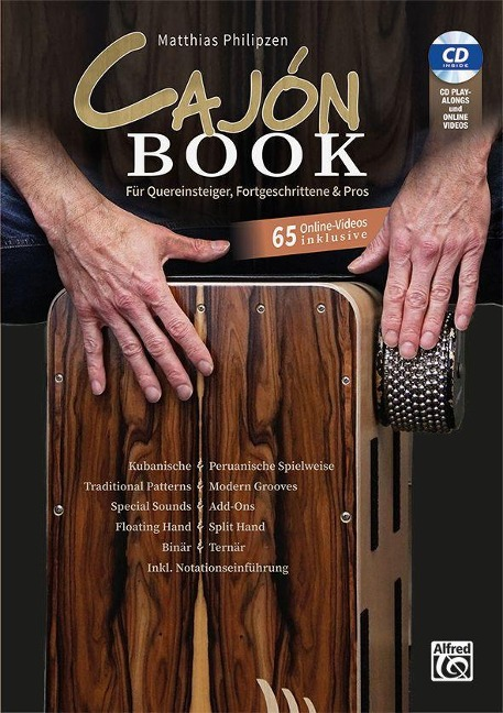 Matthias Philipzen Cajón Book - Matthias Philipzen
