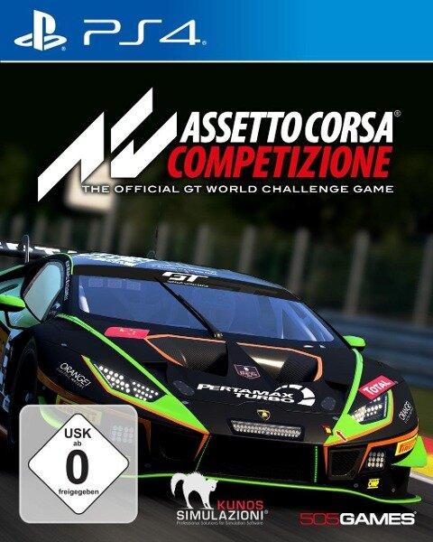 Assetto Corsa Competizione (PlayStation PS4) -