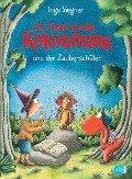 Der kleine Drache Kokosnuss und der Zauberschüler - Ingo Siegner