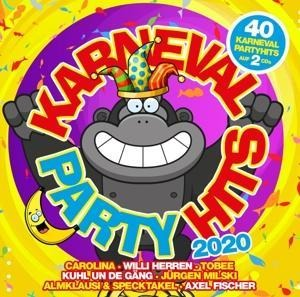 Karneval Party Hits 2020 - Various