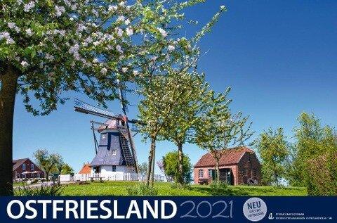 Fotokalender Ostfriesland 2021 -