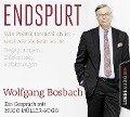 Endspurt - Wolfgang Bosbach