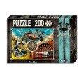V8 - Puzzle 200 tlg. Motiv 4 -