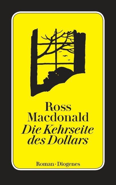 Die Kehrseite des Dollars - Ross Macdonald