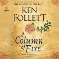 A Column of Fire. Abridged Edition - Ken Follett