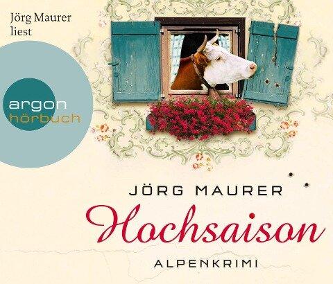 Hochsaison (Hörbestseller) - Jörg Maurer