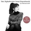 Das Alphabet der Anna Depenbusch in Schwarz-Weiss. Solo am Klavier - Anna Depenbusch