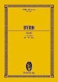 Messe in f-Moll - William Byrd