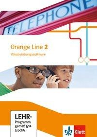 Orange Line 2. Vokabelübungssoftware. Klasse 6 -