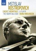 Mstislav Rostropovich - The Indomitable Bow - Bruno Monsaingeon