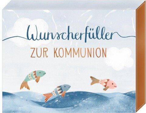 Der kleine Wunscherfüller - Wunscherfüller zur Kommunion -