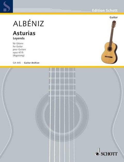 Asturias - Isaac Albéniz