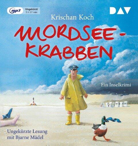 Mordseekrabben - Krischan Koch
