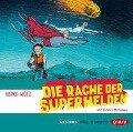 Die Rache der Superhelden (2 CDs) - Heiko Wolz
