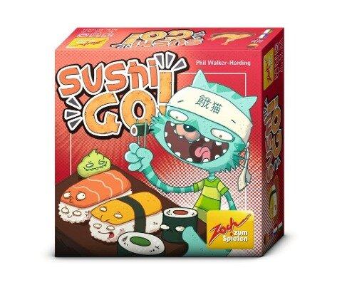 Sushi Go -