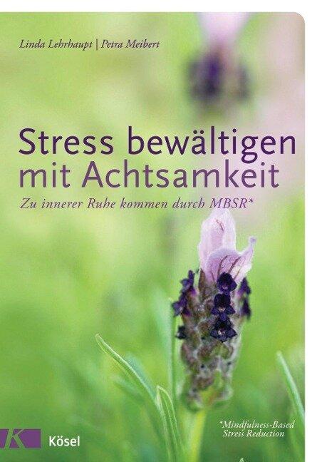Stress bewältigen mit Achtsamkeit - Linda Lehrhaupt, Petra Meibert