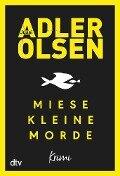 Miese kleine Morde - Jussi Adler-Olsen