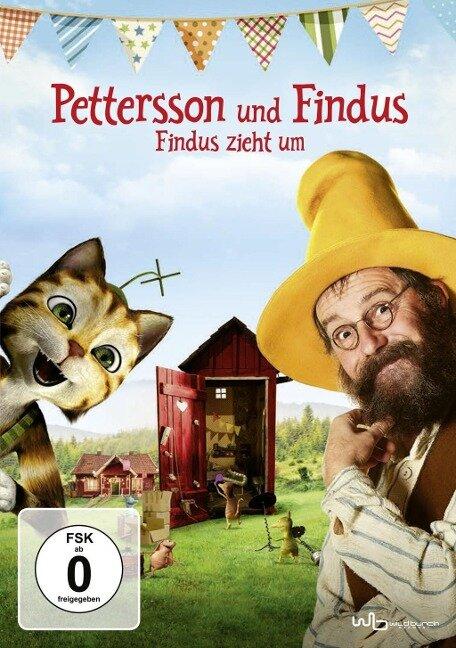 Pettersson und Findus - Findus zieht um -