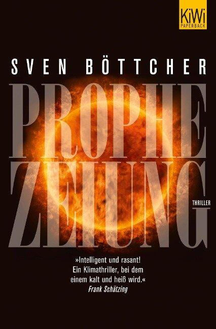 Prophezeiung - Sven Böttcher