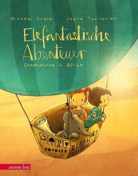 Elefantastische Abenteuer - Michael Engler