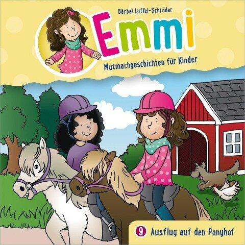 CD Ausflug auf den Ponyhof - Emmi (9) - Bärbel Löffel-Schröder