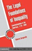 Legal Foundations of Inequality - Roberto Gargarella