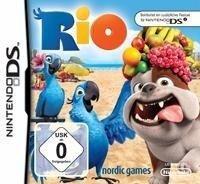 Rio (Standard Edition). Nintendo DS -