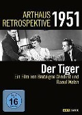 Der Tiger - Martin Rackin, David Buttolph