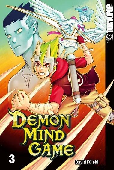 Demon Mind Game 03 - David Füleki