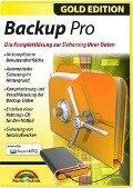 Backup PRO - Die Komplettlösung zur Sicherung Ihrer Daten -