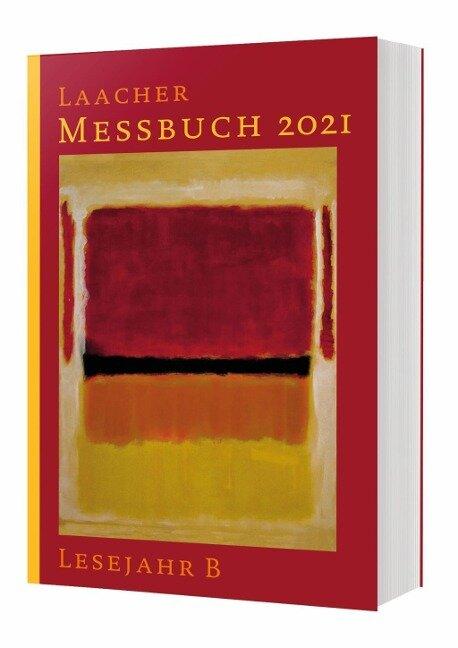 Laacher Messbuch 2021 kartoniert -
