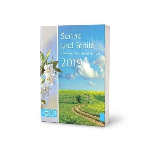 Sonne und Schild 2019 - Buchkalender -