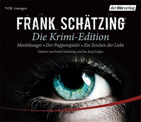 Die Krimi-Edition - Frank Schätzing