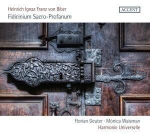Fidicinium Sacro - Profanum - Heinrich Ignaz Franz von Biber