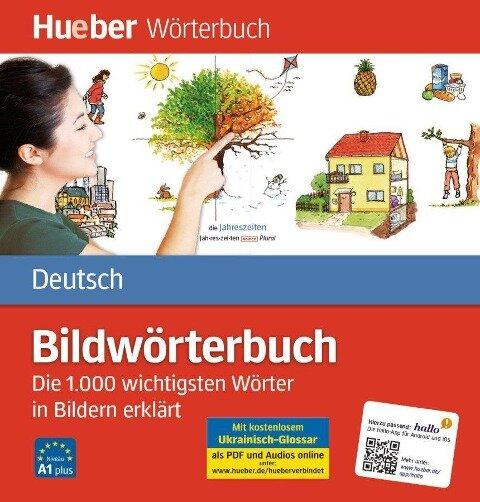 Bildwörterbuch Deutsch - Gisela Specht, Juliane Forßmann
